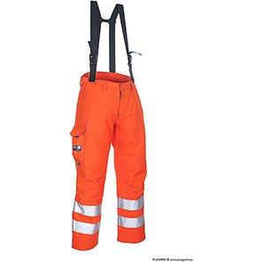 ProGARM 9660 Orange Hi-Vis Electric-Arc Waterproof Trousers